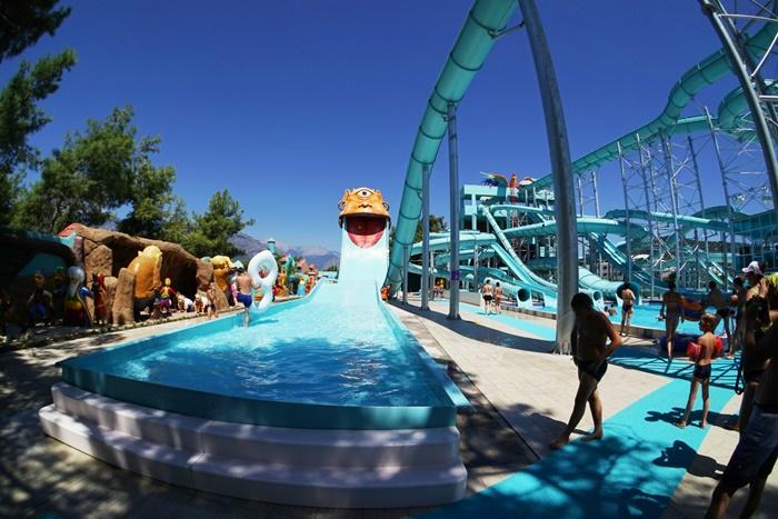 Dolusu Park Kemer Aquapark  Kemer Trips Antalya Trips ...